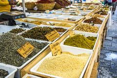 Ortigia Market (fede_gen88) Tags: siracusa syracuse italia italy sicilia sicily ortigia island ortygia isola mercato market spezie spices food nikon d7200