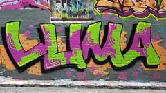 Luma... (colourourcity) Tags: graffiti streetart streetartnow streetartaustralia streetartmelbourne burncity melbourne colourorucityburncity awesome nofilters original colourourcity luma asc tcf rutledgelane colourourcityrutledgelane