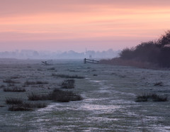 Broadland gate (Photography by Tosh) Tags: d750 norfolk abbey anglia bennets broads dawn east fens historic history landscape marshes martin medieval morning nikon outdoors reeds river st sunrise tosh uk water horning england unitedkingdom gb benet's