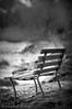 In attesa di stanchi passanti ..... (frillicca) Tags: 2015 april aprile bn bw bench biancoenero blackandwhite bolsena bolsenalake lago lagodibolsena lake lakefront lakeside lungolago monochrome monocromo nikkor nikkor70200mmf28 nikon nikond300 panchina montefiascone lazio italia