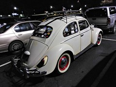 a Classic out crusing (Dave* Seven One) Tags: vw volkswagen type1 beetle bug 1960s classic vintage oldschool dailydriver