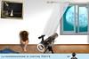 LA RASSEGNAZIONE DI JUSTINE (ADRIANO ART FOR PASSION) Tags: melancholia rassegnazione justine fotomontaggio ispirazione film telescopio pianeta finedelmondo finestra adrianoartforpassion