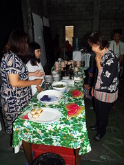 Indonesian cuisine (sean and nina) Tags: indonesia indonesian cuisine food meal eat eating dinner lunch meat vegetables fruit rice dessert yogja yogya yogyakarta south east asia asian island java dish dishes utensils serve serving portion indoors inside spring february 2018 tourist tourism delicious taste tasty diet healthy colour colourful people persons queue women men buffet selection