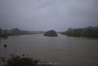 Dordogne tourmentée