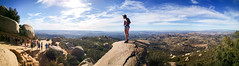 Potato Chip Rock (Jun Bug) Tags: potato chip rock mt woodson summit san diego california hiking