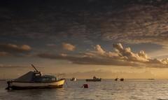 Essex Thorpe Bay (daveknight1946) Tags: essex thorpebay latesun riverthames southend greatphotographers sundaylights