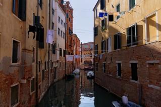 Venezia / Rio di Ghetto Nuovo