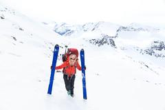 Isabel Budke (Tielma) Tags: pemberton touring bccanada mounatineering backcountry joffrecreek skitouring isabelbudke skiing