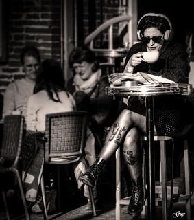 Pause café (Toulouse-France)