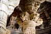 Heavenly craft (Tej Utah) Tags: architectural architecture asia d750 india indian jain rajasthan temple travel wander stone craft ranakpur devi adinath