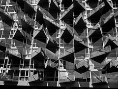 Ørestad n. 8 (Franco & Lia) Tags: copenhagen københavn ørestad amager architettura architecture biancoenero blackandwhite noiretblanc skancheli