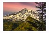 Mount Rainier (Krasne oci) Tags: washington mountains snow nature mountrainier wilderness rocks evabartos artphotography photoart volcano