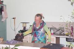 IMG 8573 (Eminpee Fotography) Tags: felting friends people craft fibreart wool