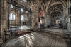 Peterborough Cathedral - Resting place of Catherine of Aragon (Darwinsgift) Tags: peterborough cathedral interior nikon d850 hdr photomatix architecture venus optics laowa 12mm zero d distortion church photography