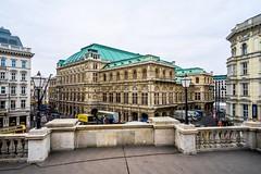 Vienna State Opera (a7m2) Tags: opera vienna musik klassik mozart dongiovanni opernring building events history travel tourismus demonstration philharmoniker