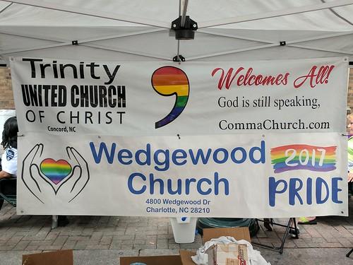 TUCC Wedgewood pride