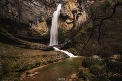 Barranco de Artazul (Navarra) (JoseMi Campos) Tags: forografia naturaleza paisaje arteta navarra cascada longexposure landscape nikon tokina