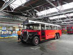 Bromley Open Day 13August 2016 (dsj672) Tags: bromleybusgarage aec renown lt