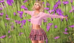A MEANINGFUL LIFE… (Sannita_Cortes) Tags: piclarts ikon indulgetempatation it laq lumae monso mozdesigns tonic twe12ve animations beauty eyemakeup eyeshadow fashion lipstick makeup meshbody meshhead necklace poses shirt skin skirtoutfits sweater tops secondlife sl styles virtualworld virtual virtualfashion female