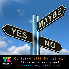Confused with Marketing? (tobycreative) Tags: tobycreative branding marketing perth strategy implementation reporting perthseo