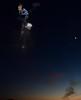 SpaceX iridium Launch-25 (e.stromphoto) Tags: spacex rocket launch vandenberg california iridium satellite vafb air force base space first stage orbit