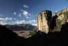 Kalambaka, Greece (kulpinskybirds) Tags: mountains greece nature meteora