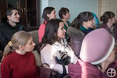 Состоялась первая лекция просветительских курсов «Свет Православия»