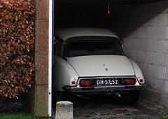 1972 Citroën DSpécial (rvandermaar) Tags: 1972 citroën dspécial citroëndspécial citroënds ds citroends citroen sidecode1 import dh5752 rvdm