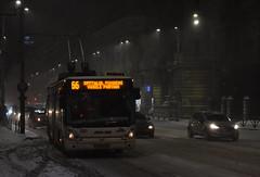 ASTRA Irisbus Citelis 5311 al STB - Depoul Vatra Luminoasa - linia 66   -  Trolleybus 5311 Bucharest  -  Trolleybus 5311 Bukarest (mihaipăcurețu) Tags: romania românia road rumänien ratb transport transportation transportpublic troleibuz trolleybus city urban publictransport public astra astrairisbuscitelis d3400 nikon night noapte bucharest bucuresti bucurești bukarest bus weis winter iarna
