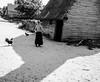 Life (Monica@Boston) Tags: ngc mayflower plimothplantation plimoth village farmer life monochrome blackandwhite