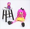 Playing With Some Photos For 'Small' (Sue90ca Good Intentions Of Catching Up..Really) Tags: canon 6d small dolls cup white pencils superman skates stool lightbox theflickrloungeweeklytheme