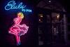 Elulu (KaeriRin) Tags: panasonic lumix gx7m2 gx85 neon japanese street shop clothes fashion advertising girl 20mm17
