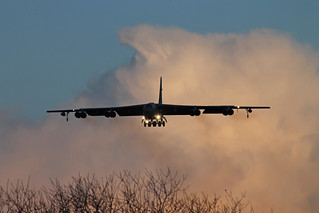 61-0005 B-52H United States Air Force
