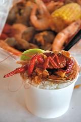 Kickin' Crab (jpellgen (@1179_jp)) Tags: kickincrab seafood crawfish shrimp clams food foodporn bayarea travel nikon sigma 1770mm d7200 2017 january winter california cali ca westcoast sanjose