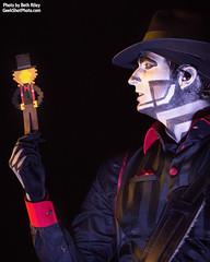 The Spine (trekkiebeth) Tags: steampoweredgiraffe spg robot band steampunk thespine davidbennett