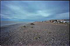 Patagonia, Playa Cangrejales (Gab Pagani) Tags: patagonia argentina beach ocean leica m7 voigtlander snapshot skopar 25 kodak ektar 100