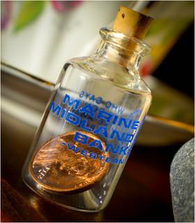 In a Bottle