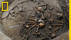 Pre-Aztec Skeletons Found Arranged in Spiral Shape | National Geographic (Xtrenz) Tags: 2400yearold 2400yearoldgravesite animals archaeologist archaeologists archaeology arranged burialpit circle discover discovered documentary entwined explore geographic gravesite mexicocity natgeo national nationalgeographic nature nowmexicocity plivjpdlt6aprfqqtrw7jkgclvezgembb2 plivjpdlt6apribhpsyxwg22g8rpnz6jlb plivjpdlt6apsv6ihezpw2w60mwfvtxgnr preaztec science shape skeleton skeletons southernpart spiral spiralshape survival tenbodies tenbodiesentwined wildlife