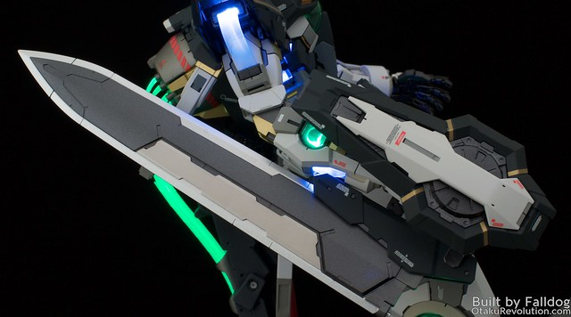 PG Exia - Completed Build 28 by Judson Weinsheimer