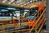 Talleres del TRAM (lagunadani) Tags: fgv talleres elcampello tram ferrocarril trentram tranvia tren trenes alicante 4100 4200