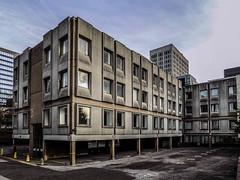 The Hidden Madin (Jason_Hood) Tags: brutalist birmingham architecture johnmadin hagleyroad concrete