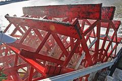 Sternwheeler (skipmoore) Tags: nola neworleans natchez sternwheeler riverboat mississippiriver