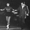 Annette learns to ice skate (BudCat14/Ross) Tags: annette iceskating 1960