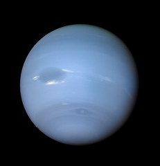 Neptune - August 17 1989 (Kevin M. Gill) Tags: neptune voyager voyager2 voyagerii nasa jpl planetary science astronomy space