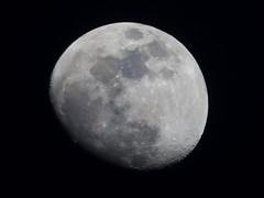 moon at 89.1% (Bernal Saborio G. (berkuspic)) Tags: moon astronomy astrophoto astrophotography sonyalpha telescope