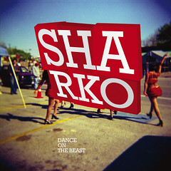 2009_Sharko_Dance_On_The_Beast_2009 (Marc Wathieu) Tags: rock pop vinyl cover record sleeve music belgium belgië coverart belgique pochette cd indie artwork vinylcover sleevedesign