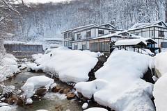 妙乃湯 002 (A.S. Kevin N.V.M.M. Chung) Tags: akita tazawako 東北 tohoku onsen hotspring waterfall countryside village snow winter