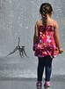 The Minds Eye (Scott 97006) Tags: cute girl wet water fountain curiosity temptation omg