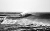 Ichinomiya Beach - Chiba, Japan (Greg Tokyo) Tags: japan ichinomiyabeach waves olympics bw monochrome surfing chiba