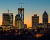 Skyscrapers - a little higher (WherezJeff) Tags: 20102019 cntower edmonton edmontontower epcor jwmarriott pcl sunset skyline cranes d850
